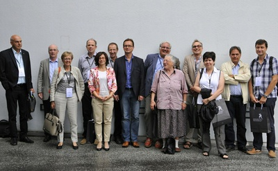MC meeting in Bern (photo: Kurt Graf)